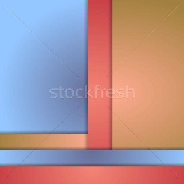 Stock photo: Colorful material vector design