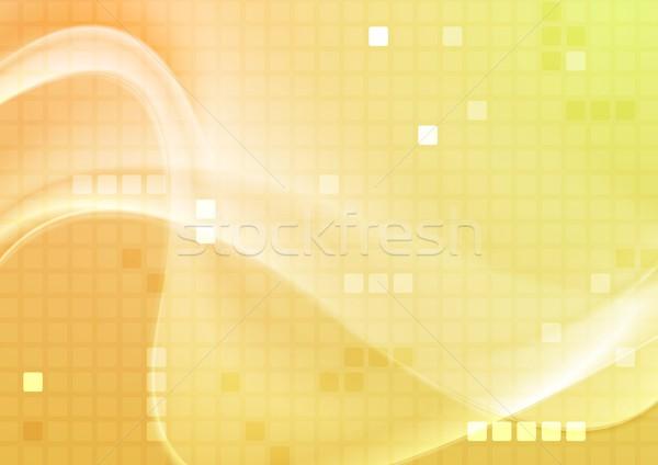 Wektora tekstury świetle projektu tle ramki Zdjęcia stock © saicle
