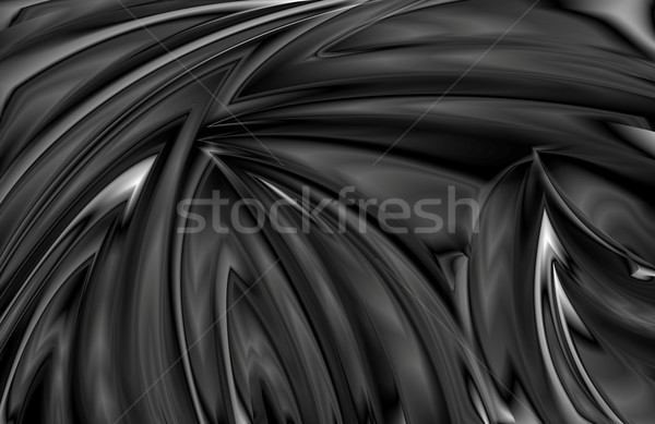 Unusual dark abstract pattern design Stock photo © saicle
