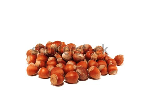 Small group of nuts Stock photo © saicle