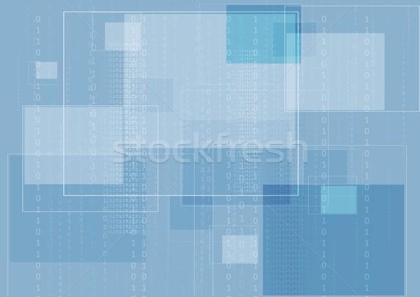 Streszczenie wektora projektu tekstury tle Zdjęcia stock © saicle