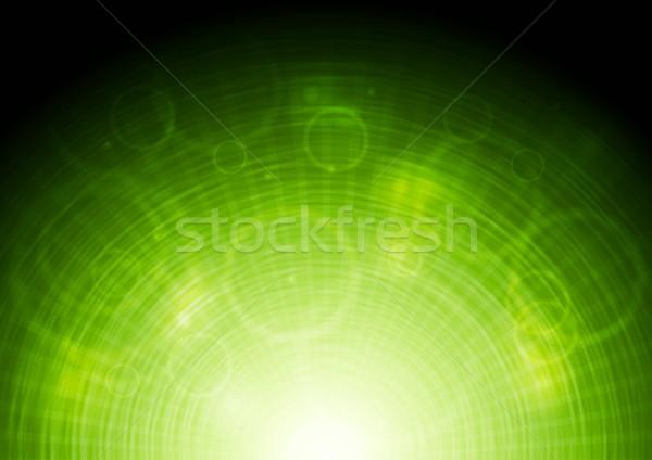 Colourful iridescent backdrop Stock photo © saicle