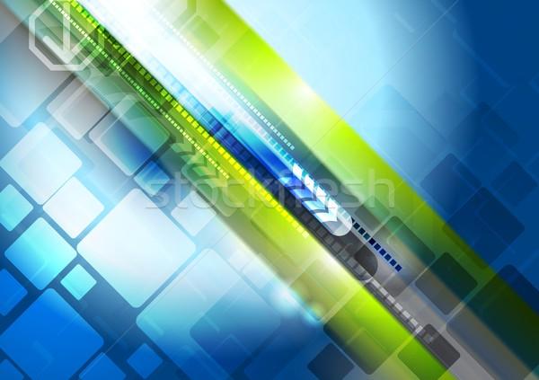 Abstract vector ontwerp textuur achtergrond Stockfoto © saicle