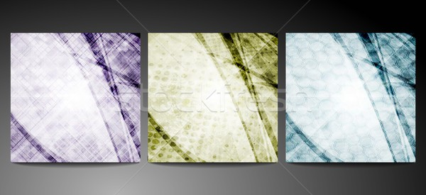 Abstract backdrops Stock photo © saicle