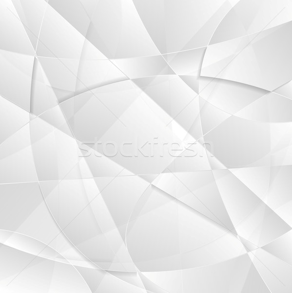 Stockfoto: Abstract · grijs · laag · vector · textuur · licht