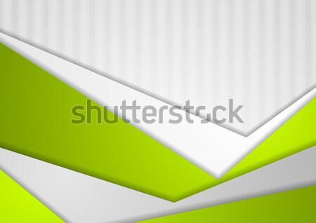 Abstract vibrante banner adesivo vettore texture Foto d'archivio © saicle