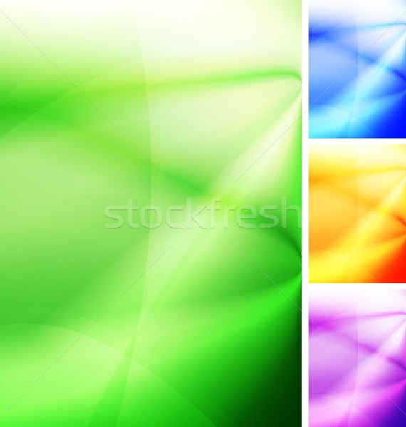 Bright backdrops Stock photo © saicle