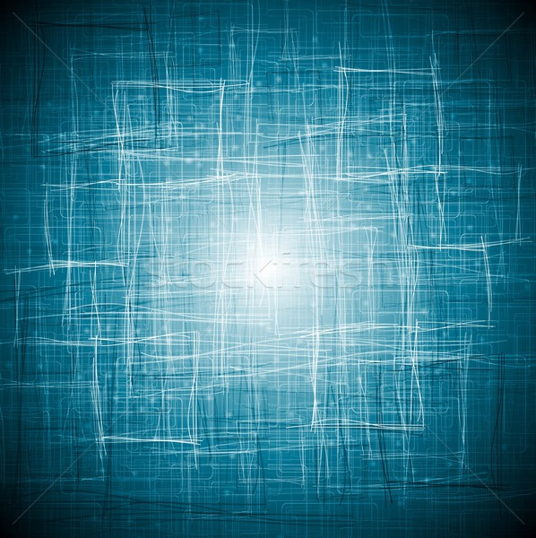 Abstract vector textural design Stock photo © saicle