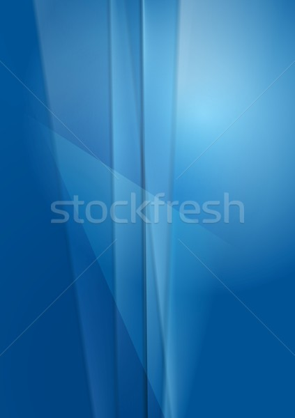 Jasne niebieski wektora streszczenie tekstury świetle Zdjęcia stock © saicle