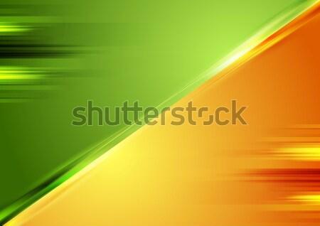 Brilhante contraste vetor abstrato textura fundo Foto stock © saicle