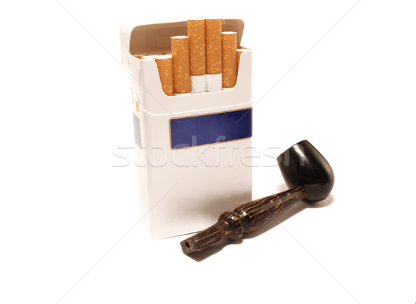 cigarettes Stock photo © saicle