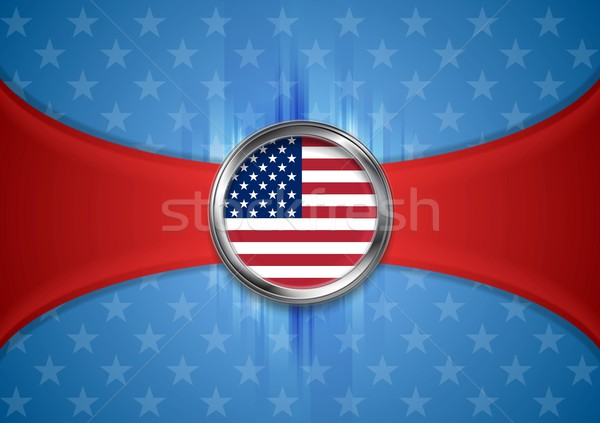 USA background. Labor Day. Independence Day Stock photo © saicle