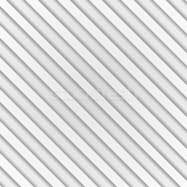 Soyut teknoloji gri diyagonal vektör Stok fotoğraf © saicle