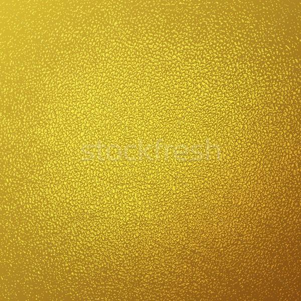 Złota blask wektora grunge tekstury jasne grafiki Zdjęcia stock © saicle