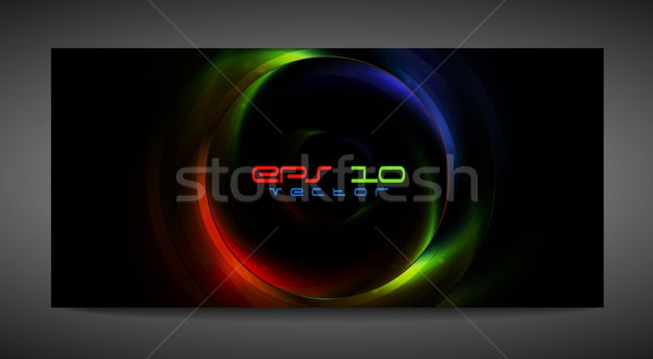 Vibrant backdrop Stock photo © saicle
