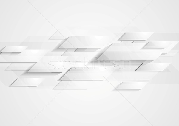 Abstrato cinza vetor projeto textura luz Foto stock © saicle