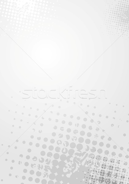 Grey abstract grunge vintage background Stock photo © saicle