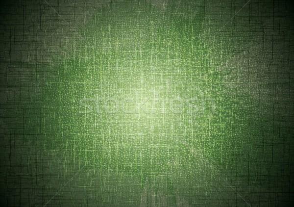 Zielone grunge tekstury projektu nowoczesne wektora eps Zdjęcia stock © saicle