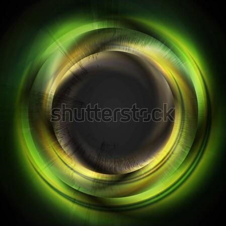 Colourful rings Stock photo © saicle