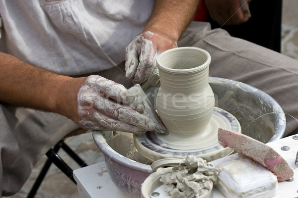 Pottery Stock photo © sailorr