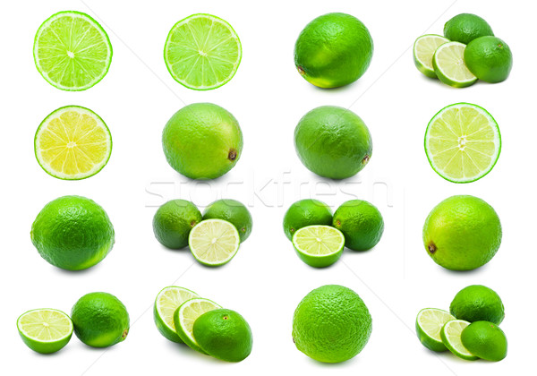 Lime Stock photo © sailorr