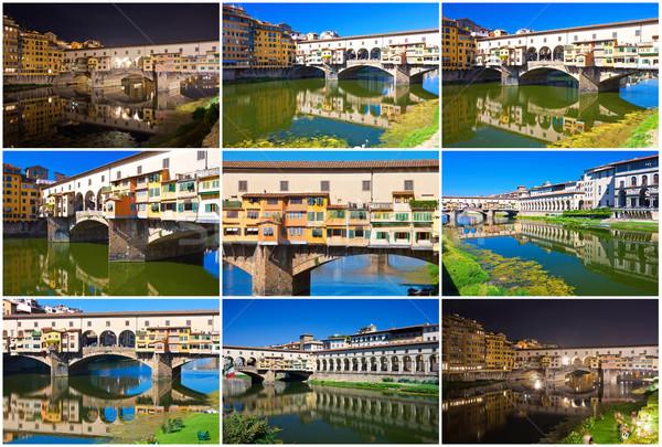 Ponte Vecchio Stock photo © sailorr