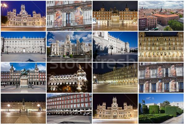 Madrid Stock photo © sailorr