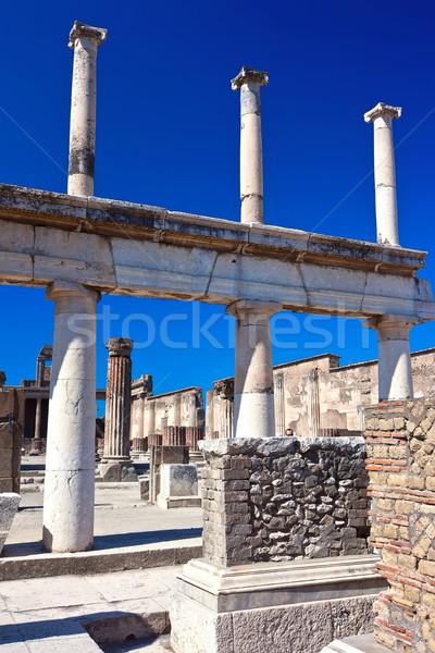 Pompeii Stock photo © sailorr