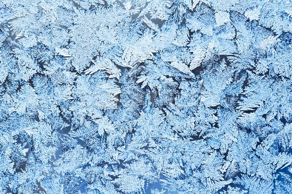 Helada patrón hermosa invierno ventana luz Foto stock © sailorr