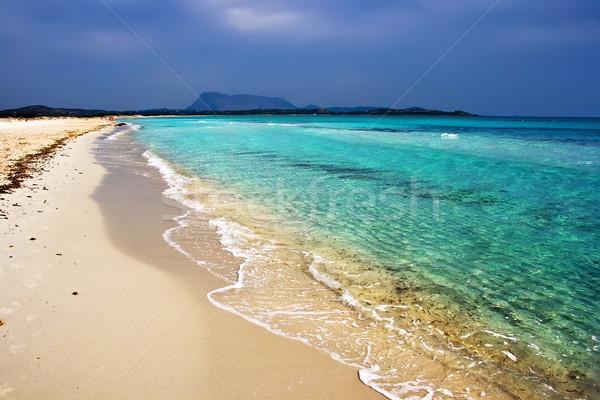 Sardinia beach Stock photo © sailorr