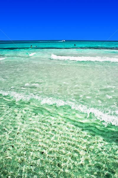 Tyrrhenian Sea Stock photo © sailorr