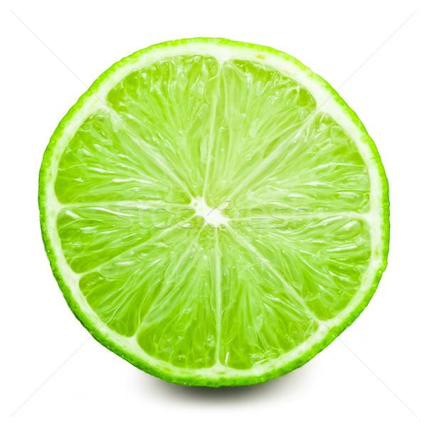 Citrus friss izolált fehér természet gyümölcs Stock fotó © sailorr