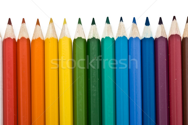 Pencils Stock photo © sailorr