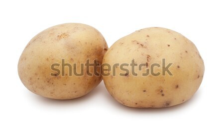 Potatoes Stock photo © sailorr