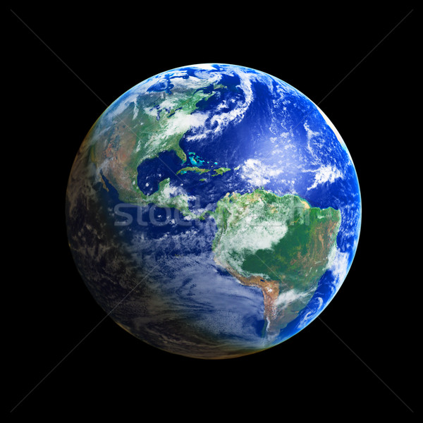 Earth Stock photo © sailorr