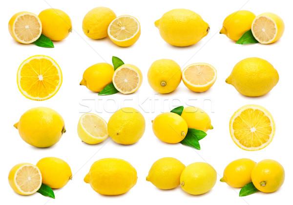 Lemon Stock photo © sailorr