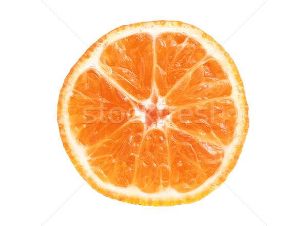 Tangerine Stock photo © sailorr