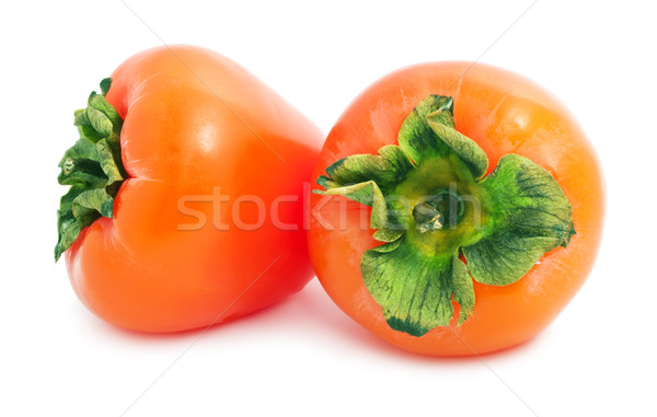 Persimmon Stock photo © sailorr