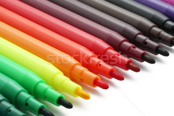 Pens Stock photo © sailorr