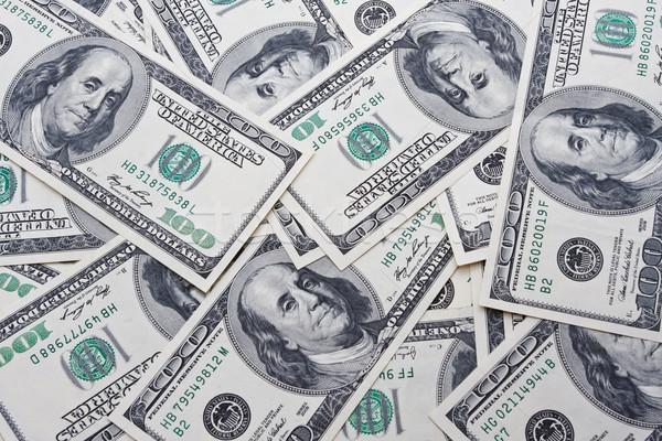Dollars Stock photo © sailorr