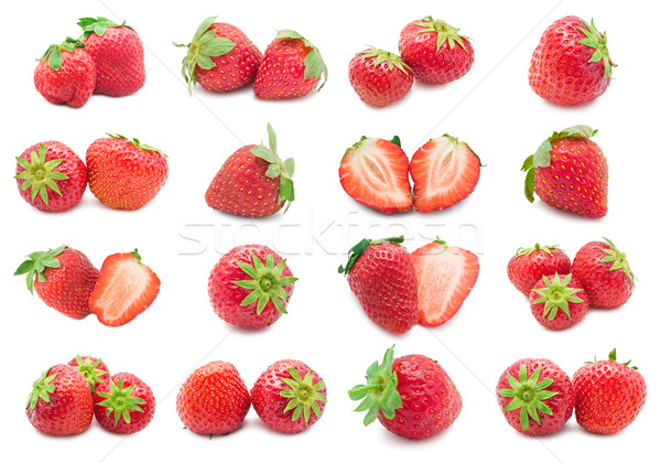 Strawberry Stock photo © sailorr