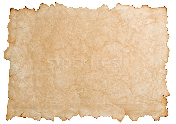 Aged paper Stock photo © sailorr