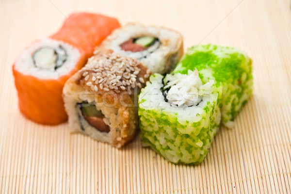 Sushi Stock photo © sailorr