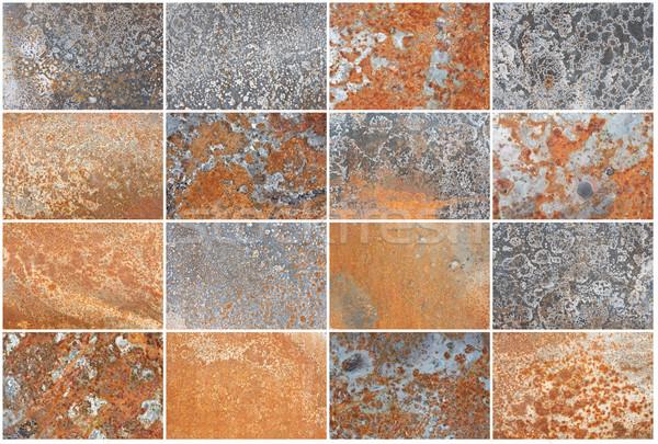 Rust texture Stock photo © sailorr