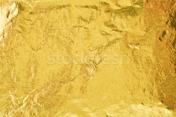 Gold foil Stock photo © sailorr