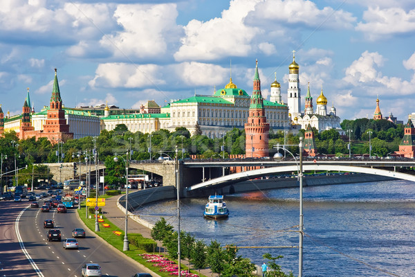 Kremlin Stock photo © sailorr