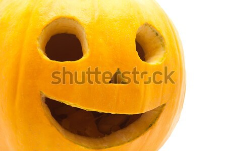Halloween pumpkin Stock photo © sailorr