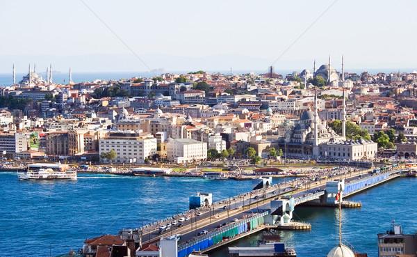 Istanbul Stock photo © sailorr