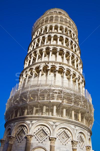 Pisa tower Stock photo © sailorr
