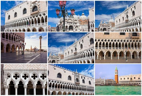 San Marco in Venice Stock photo © sailorr